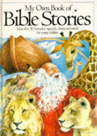 Jacket image for My Own Book of Bible Stories