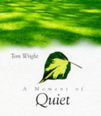 Jacket image for A Moment of Quiet
