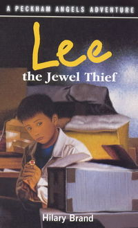 Jacket image for Lee the Jewel Thief