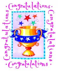 Jacket image for Congratulations
