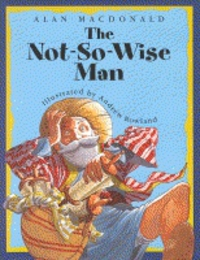 Jacket image for Not-So-Wise Man