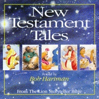 Jacket image for New Testament Tales