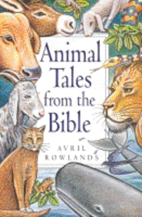 Jacket image for Animal Tales from the Bible
