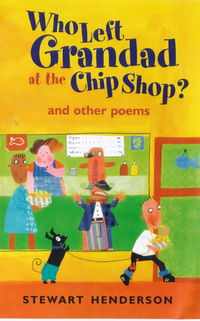 Jacket image for Who Left Grandad at the Chip Shop?