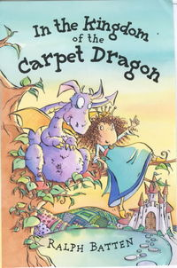Jacket image for Kingdom of the Carpet Dragon