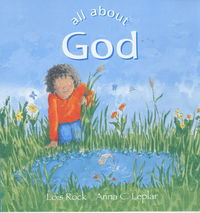 Jacket image for All About God