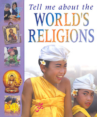 Jacket image for Tell me about the World's Religions