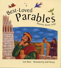 Jacket image for Best-Loved Parables