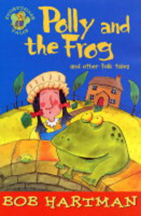 Jacket image for Polly and the Frog