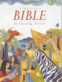 Jacket image for The Lion Bible