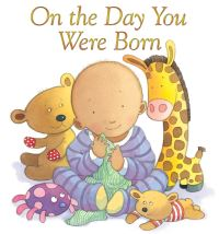Jacket image for On the Day You Were Born