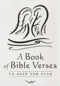 Jacket image for A Book of Bible Verses