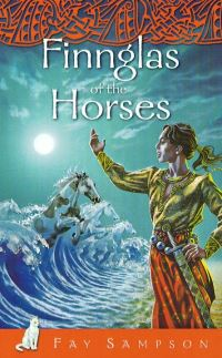 Jacket image for Finnglas of the Horses