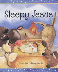 Jacket image for Sleepy Jesus