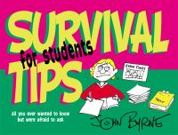 Jacket image for Survival Tips for Students