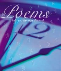 Jacket image for Poems to Help You Through the Week