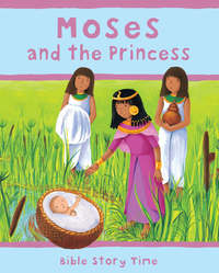 Jacket image for Moses and the Princess