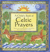 Jacket image for A Child's Book of Celtic Prayers