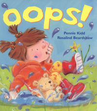 Jacket image for Oops!