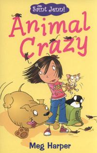 Jacket image for Animal Crazy