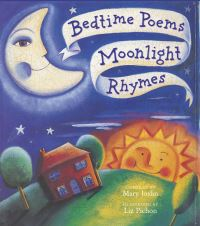 Jacket image for Bedtime Poems Moonlight Rhymes