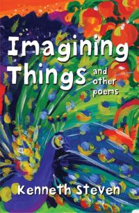 Jacket image for Imagining Things and other poems