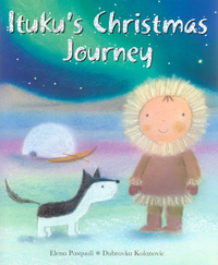Jacket image for Ituku's Christmas Journey