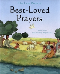 Jacket image for The Lion Book of Best-Loved Prayers