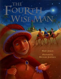 Jacket image for The Fourth Wise Man