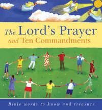 Jacket image for The Lord's Prayer and Ten Commandments