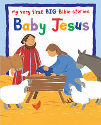 Jacket image for Baby Jesus
