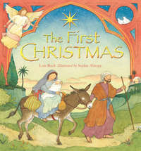Jacket image for The First Christmas