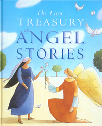 Jacket image for The Lion Treasury of Angel Stories