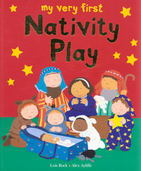 Jacket image for My Very First Nativity Play