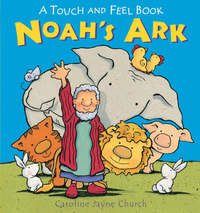 Jacket image for Noah's Ark Touch and Feel