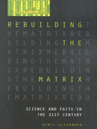 Jacket image for Rebuilding the Matrix