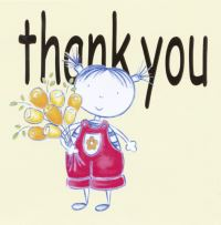 Jacket image for Thank You