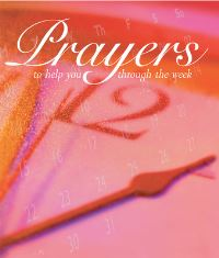 Jacket image for Prayers to Help you Through the Week