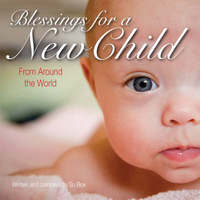 Jacket image for Blessings for a New Child