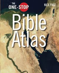 Jacket image for The One-Stop Bible Atlas