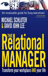 Jacket image for The Relational Manager
