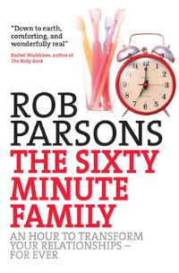 Jacket image for The Sixty Minute Family