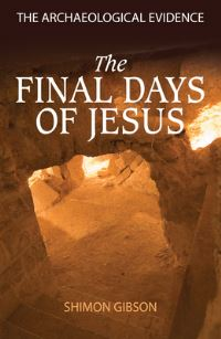 Jacket image for The Final Days of Jesus
