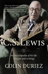 Jacket image for The A-Z of C.S. Lewis