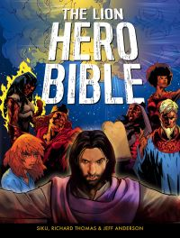 Jacket image for The Lion Hero Bible