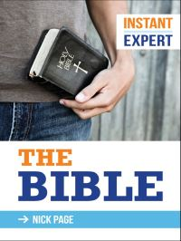 Jacket image for Instant Expert: The Bible