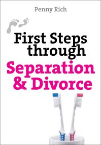Jacket image for First Steps through Separation and Divorce