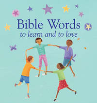 Jacket image for Bible Words to learn and to love