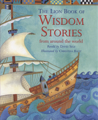 Jacket image for The Lion Book of Wisdom Stories