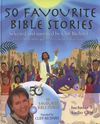 Jacket image for 50 Favourite Bible Stories